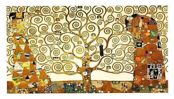 Gustav Klimt, artiste peintre